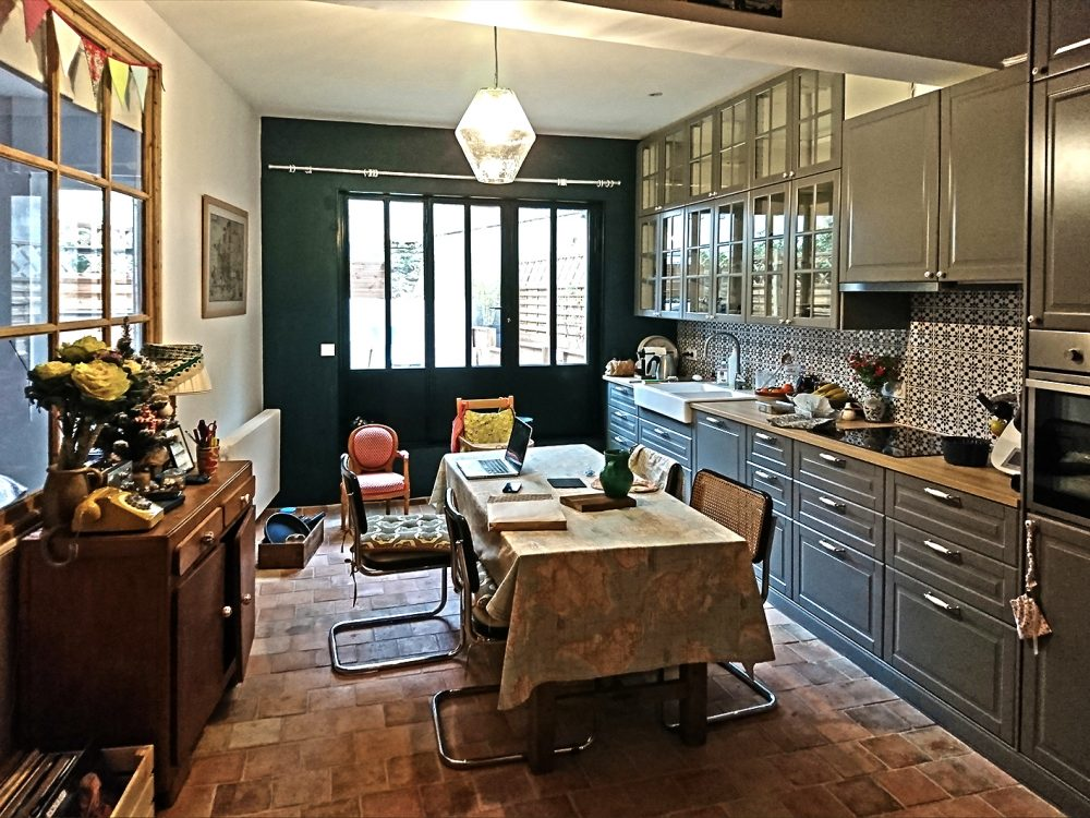 Rénovation d'un appartement  – Vannes